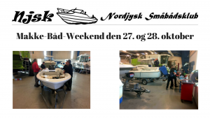 Makke-Båd-Weekend @ Agri College Nordjylland | Aalborg | Danmark