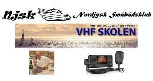 VHF/SRC kursus @ Agri College Nordjylland | Aalborg | Danmark